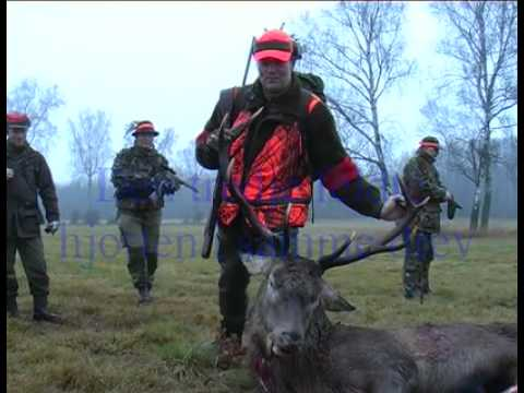jak se lové v POLSKU