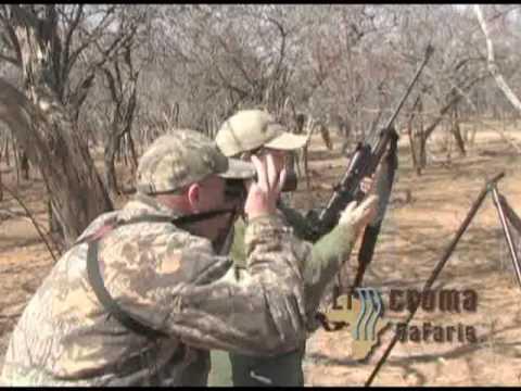 africký lov
