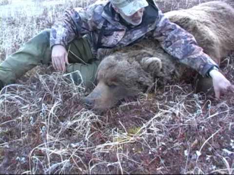 Lov medvěda