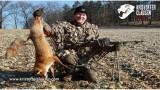Lov lišky – vábení
