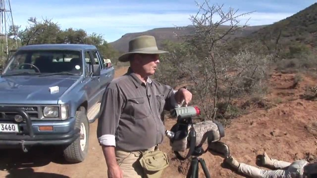 Ultimate Varmint! – Baboon Hunting in South Africa with David Tubb