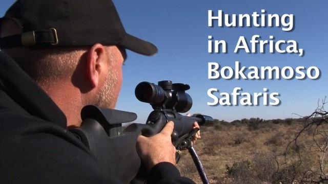 Kristoffer Clausen – lov v Africe