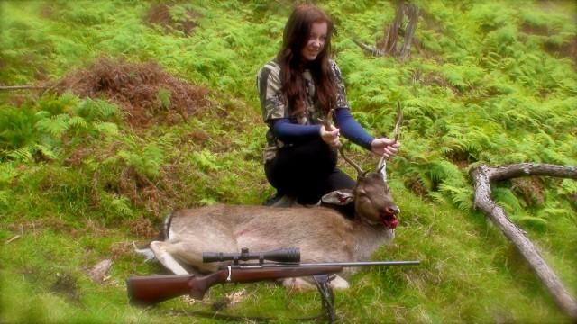 Lov jelena na Novém Zélandě