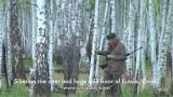 Lov v Rusku- černá,srnčí