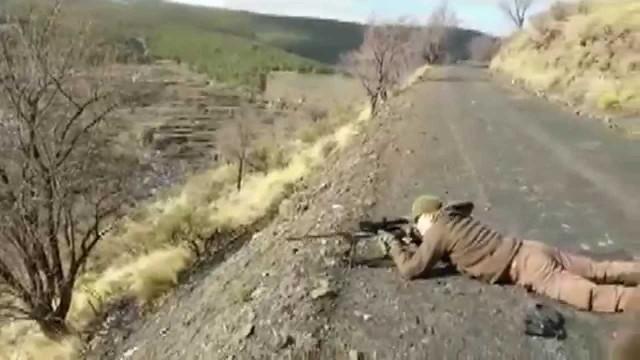 Lov prasat v Nevadě