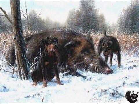 Lov prasete v Rusku