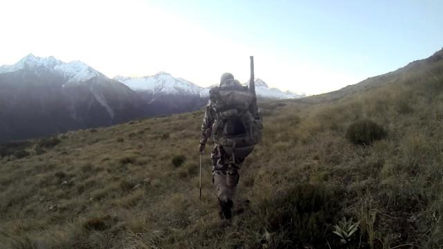 Lov na Novém Zélandu – dlouhé video