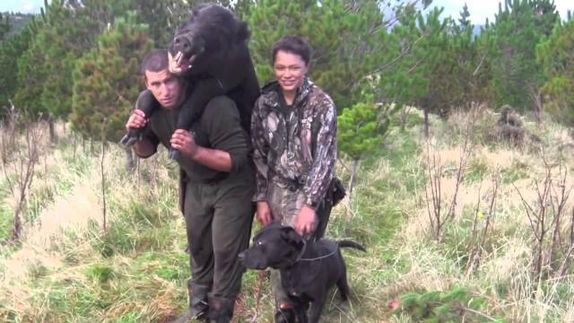 Lov prasat Nový Zéland část 3